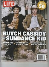 Butch Cassidy & Sundance Kid 50Th Life Magazine 2019 Robert Redford Paul Newman
