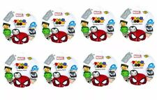 Bundle of 8: Marvel Tsum Tsum Mystery Pack Series 1