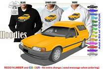 91-93 EB FALCON VAN HOODIE ILLUSTRATED CLASSIC RETRO MUSCLE SPORTS CAR