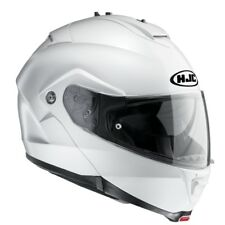 Casco Hjc modular is Max II Pearl blanco TM XL 61-62
