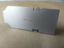 GameCube System Serial Port 1 Cover Silver
