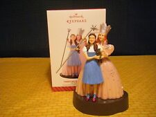 Hallmark KEEPSAKE 2014 Wizard of Oz THERE'S NO PLACE LIKE HOME Ornament