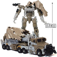 HZX h604 Movie Megatron 7in Action Figure Robot Deformable Kids Child Gift Toy