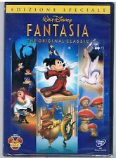 FANTASIA  EDIZIONE SPECIALE DVD DISNEY  SIGILLATO!!!