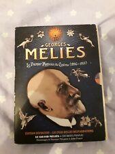 **Rare** DVD GEORGES MELIES - LE PREMIER MAGICIEN DU CINEMA - 1896-1913 - TBE -