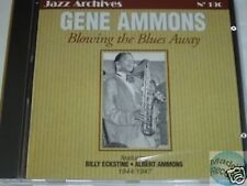 CD JAZZ ARCHIVES 190 GENE AMMONS BLOWING THE BLUES AWAY