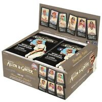 2020 Topps Allen & Ginter X Baseball BLACK  (Pick Your Card) Complete Your Set
