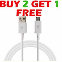 Genuine For Samsung Galaxy S6 Edge+ S7 Note 5/4 Charger USB Data Cable Lead