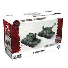 DUST - SSU - IS-5 Heavy Tank (Mao Zedong/Vladimir Lenin)  -=NEW=-