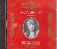 Rosa Ponselle : Volume II (Première Voix) - CD
