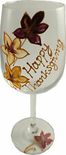 Happy Thanksgiving Cadeau Verre À Vin
