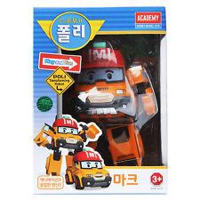 Robocar POLI Transformer Mark Transformation Robot Car Character Toys