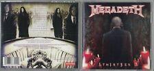 Megadeth - Th1rt3en  (CD, Oct-2011, Roadrunner Records)
