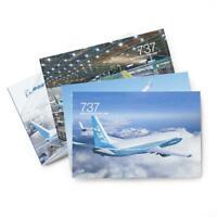 Boeing Renton Postkarten Set NEU orig. von Boeing 10 verschiedene Postkarten