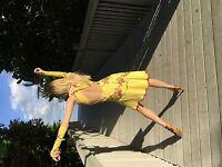 Ballroom Latin Salsa Dancing Dress