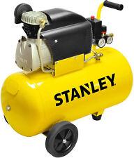 Compressore compatto portatile Stanley D 210/8/50 motore elettrico 2 HP 50 litr