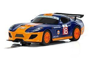 Team GT Gulf 1:32 Scalextric Car