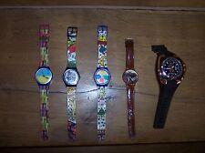 Swatch Uhren und Salvatore Dali Uhr