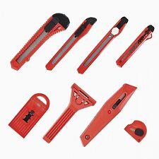 Knife Set X-Acto kit - 8 different precision cutters papper cut