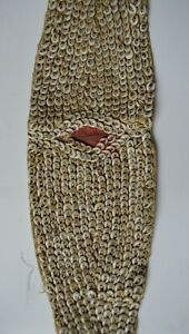 Oceanic Good old Tribal shell headband Papua