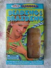 Beading And Braiding Tommy Nelson's Playpaks (2005, Kit) Art Scrapbooking Color
