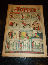 THE TOPPER Comic - Issue No 365 - Date 30/01/1960 - UK Paper Comic