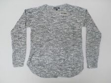 Hot Topic Women's Wings Pullover Sweater Grey Size XS NWT $39.50