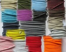 10m Gummikordel Rundgummi 3mm Viele Farben