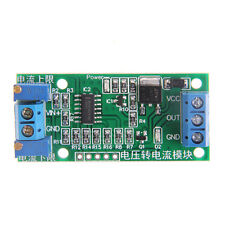 0-5V to 4-20mA Voltage to Current Transmitter Signal Module Linear Conversion