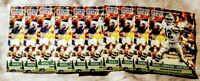 Randall Cunningham 10 Card Lot 1991 Pro Set Eagles Legend Spanish Parallel Mint!