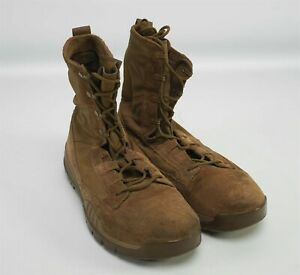 """Nike SFB Field 8"""" Leather Boots 13 REGULAR Coyote Brown 688974-220"""