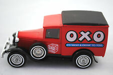 Matchbox of Yesteryear No:Y-22 1930 FORD Model A Van in OXO Livery Code 5 MIB
