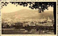 Echtfoto-AK um 1930 Photohandlung Boxberger Panorama Ansicht BAD KISSINGEN