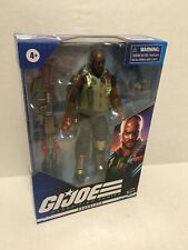 GI Joe Classified 6 inch Roadblock 01 MISB Very Nice Packaging