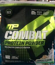 🔥 Muscle Pharm Combat Protein Powder, 6-pounds 6 Lb Cookies and Cream 🔥