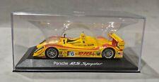 Nice Porsche Driver's Selection die cast - Rs Spyder - 1:43 scale - Minichamps!