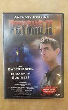 Psycho II (DVD Movie 1983) Tom Holland, Anthony Perkins, Meg Tilly Psycho 2