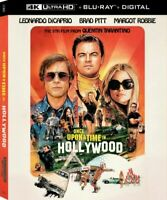 Once upon a Time in Hollywood (Blu-ray Disc only With Box) ( (Not 4K)