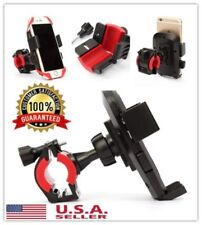 USA Mount Motorcycle Bicycle MTB Bike Handlebar Holder Universal For Phone GPS