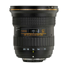 Tokina AT-X 11-20mm f/2.8 PRO DX Lens for Nikon F