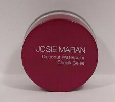 """Josie Maran Coconut Watercolor Cheek Gelee """"VACAY ROSE"""" FULL SIZE!"""