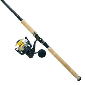 EatMyTackle Ocean Tech 7000 Rod & Reel Combo