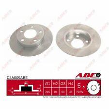 Bremsscheibe, 1 Stück ABE C4A009ABE