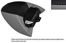 Negro Y Gris personalizado se adapta a Harley Davidson Street Rod vrscr trasera cubierta de asiento