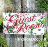 Guest Room * DecoWords EXCLUSIVE! Magnolia Design WOODEN SIGN * Room Decor USA