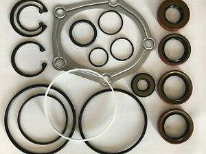 1961 to 1964 Lincoln and Ford Thunderbird   Power Steering Gear Box Seal Kit