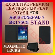 ACM-EXECUTIVE LEATHER FLIP CASE for ASUS FONEPAD 7 ME175CG  TABLET COVER STAND