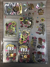 DUFEX Die Cut decoupage - Woodland friends  ** MULTIBUY OPTIONS AVAILABLE **