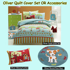 Cotton Blend Jiggle & Giggle Quilt Covers