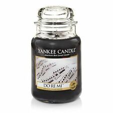 Yankee Candle - DO RE MI - 22 oz - MY FAVORITE THINGS COLLECTION - RARE!